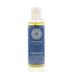 Aromassage 5 kühlt die Erholung ab