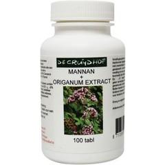 Cruydhof Mannan + Origanum-Extrakt