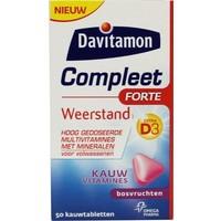 Davitamon Davitamon Komplette Widerstandskraft (50 Tabletten)