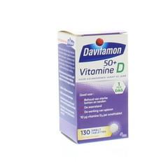 Davitamon D 50+ Schmelztablette