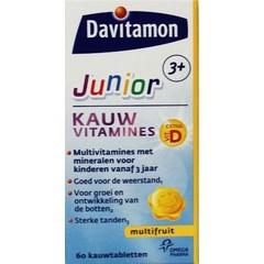 Davitamon Junior 3+ Multifruit