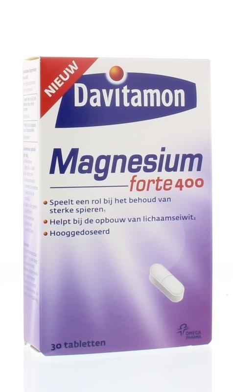 Davitamon Davitamon Magnesium forte 400 (30 Tabletten)