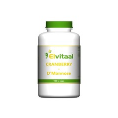 Elvitaal Cranberry & D-Mannose