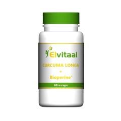 Elvitaal Curcuma longa Bioperine