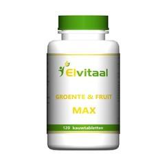 Elvitaal Obst und Gemüse max