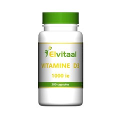 Elvitaal Vitamin D3 1000IE 25 mcg