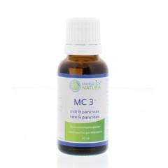 Energetica Nat MC 3 Milz / Pankreas