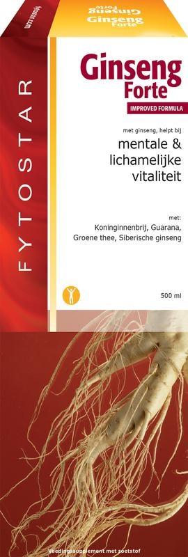 Fytostar Fytostar Ginseng forte Tonic (500 ml)