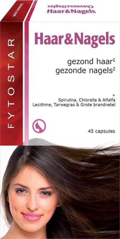 Fytostar Fytostar Haare & Nägel (45 Kapseln)