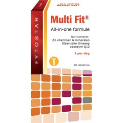 Fytostar Multi Fit Multivitamin