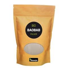 Bio-Baobab-Pulver-Papiertüte