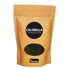 Chlorella Premium Pulver