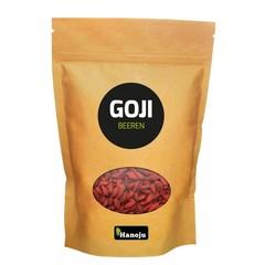 Goji-Beeren sonnengetrocknet