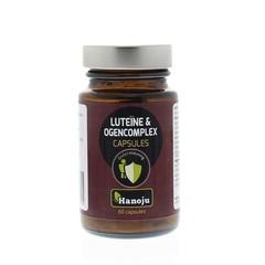 Hanoju Tagetes-Augenkomplex plus Lutein 460 mg
