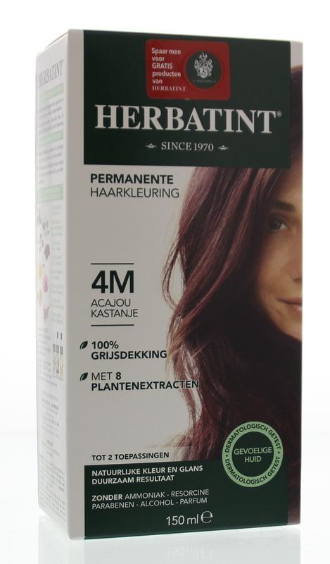 Herbatint Herbatint 4M Mahagoni Kastanie (150 ml)