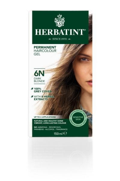 Herbatint Herbatint 6N Dunkelblond (150 ml)