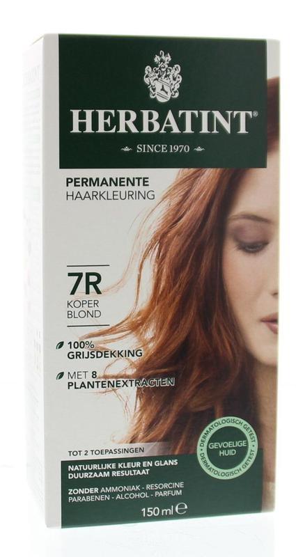 Herbatint Herbatint 7R kupferblond (150 ml)