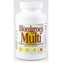 Blutgruppe multi O