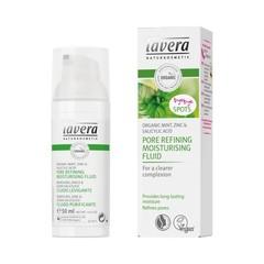 Lavera Feuchtigkeitsspendende Poren, die organische Minze verfeinern