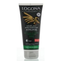 Logona Conditioner aus biologischem Weizen