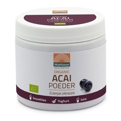 Mattisson Absolutes Acai-Pulver bio