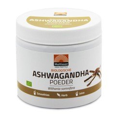 Mattisson Absolutes Ashwagandha-Pulver
