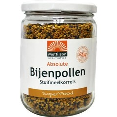 Mattisson Absoluter Bienenpollen roh