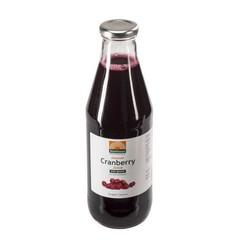 Absoluter Cranberrysaft leicht gesüßt