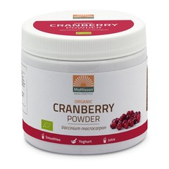 Mattisson Absolutes Cranberry-Pulver