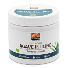 Mattisson Agave Inulin bio