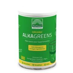 Mattisson Alkagreens Pulver organisch
