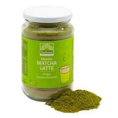 Mattisson Latte matcha Ingwer - Ceylon-Zimt organisch