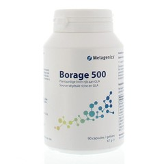 Metagenics Borage 500