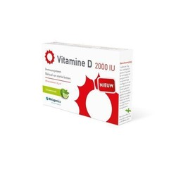 Metagenics Vitamin D3 2000IU