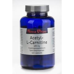 Nova Vitae Acetyl Carnitin 588 mg