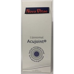 Acujoint-Formel für liposomale Gelenke