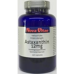 Astaxanthin-Dreifachstärke 12 mg