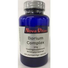 Borkomplex 3 mg