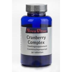 Nova Vitae Cranberry-D-Mannose-Komplex