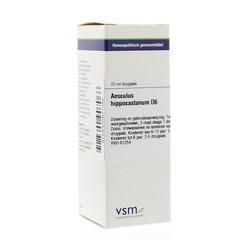 VSM Aesculus hippocastanum D6
