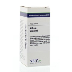 VSM Allium Cepa D6