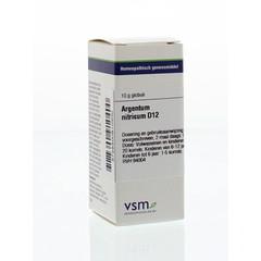 VSM Argentum nitricum D12