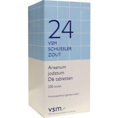 VSM Arseniodat D6 Schussler 24