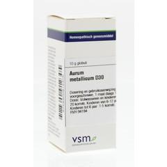 VSM Aurum metallicum D30