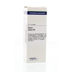VSM Avena sativa D6