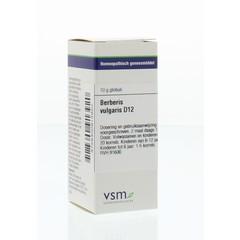 VSM Berberis vulgaris D12