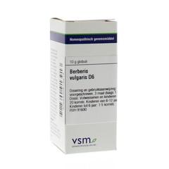 VSM Berberis vulgaris D6