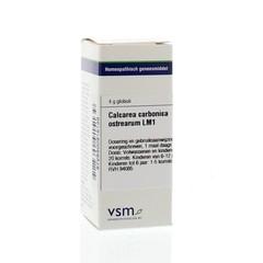 VSM Calcarea carbonica ostrearum LM1