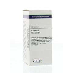VSM Calcarea fluorica D12