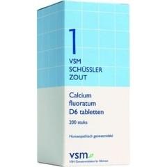 VSM Calciumfluoratum D6 Schussler 1